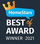 Blackstar Aluminum Homestars Winner 2021